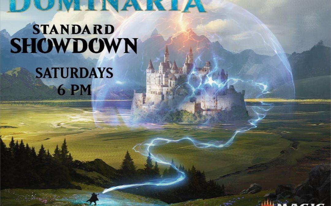 MtG: Dominaria Standard Showdown