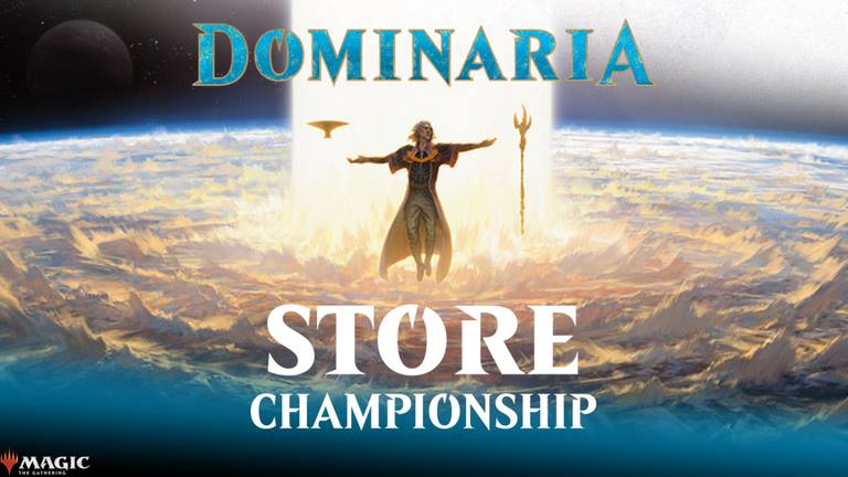 MtG: Dominaria Store Championship