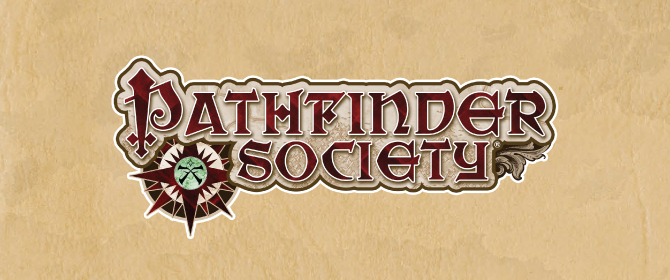 Pathfinder Society Meetup