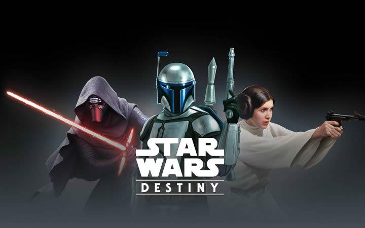 Star Wars Destiny: Casual Play Night