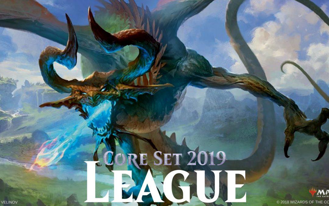 MtG: Core 2019 League