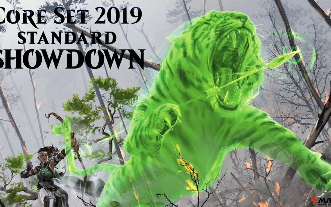 MtG: Core 2019 Standard Showdown