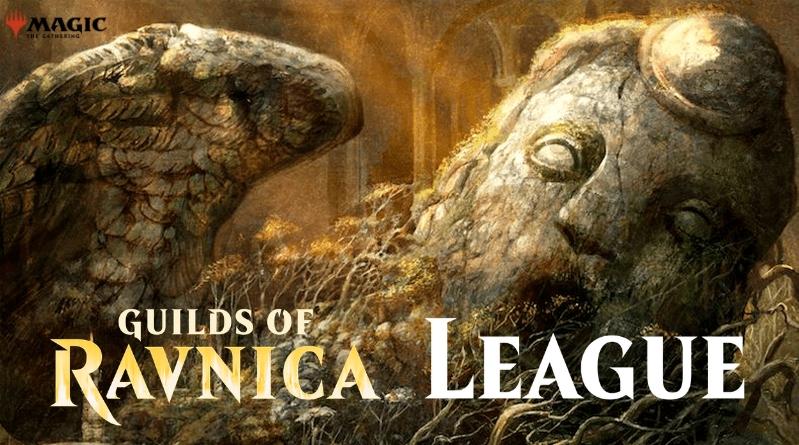 MtG: Guilds of Ravnica League
