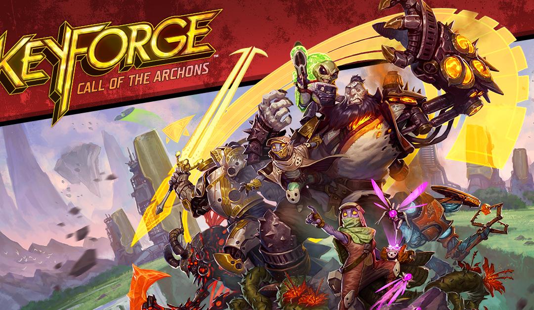 KeyForge Sealed Tournament