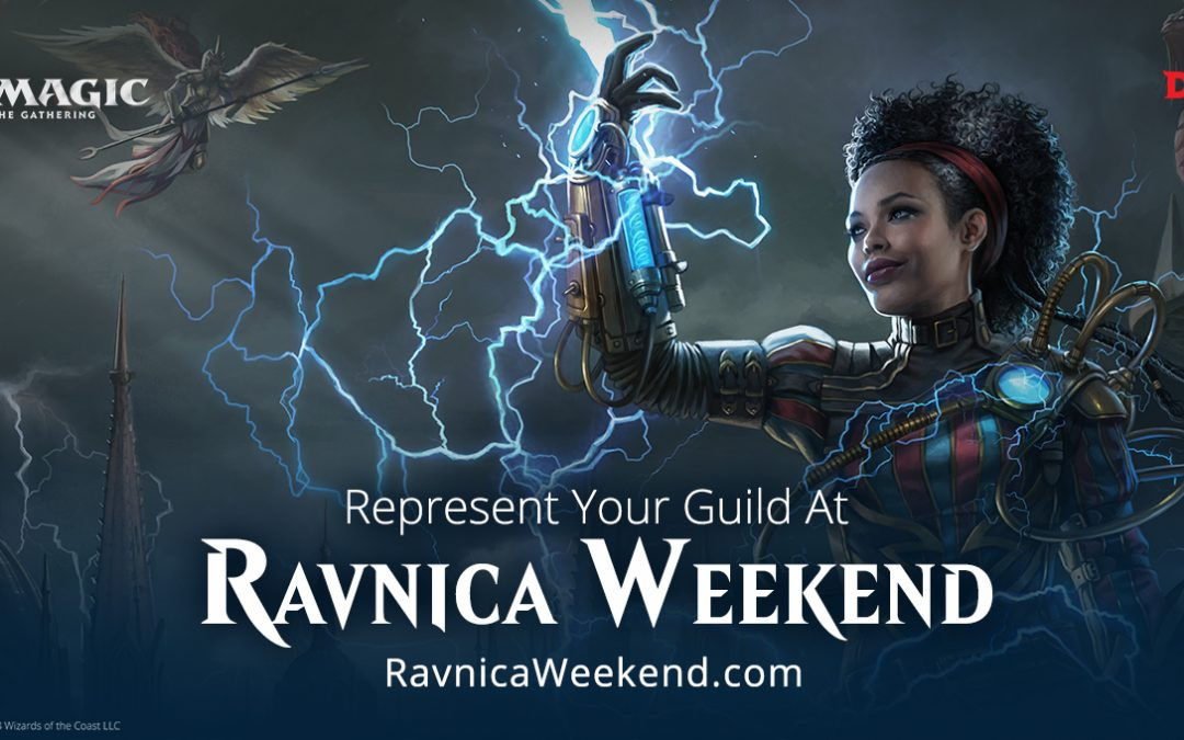 D&D: Ravnica Weekend Preview Event