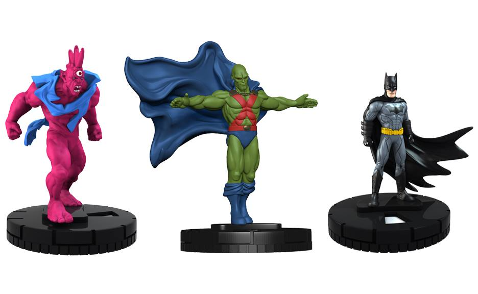 Heroclix: Cosmic Encounters