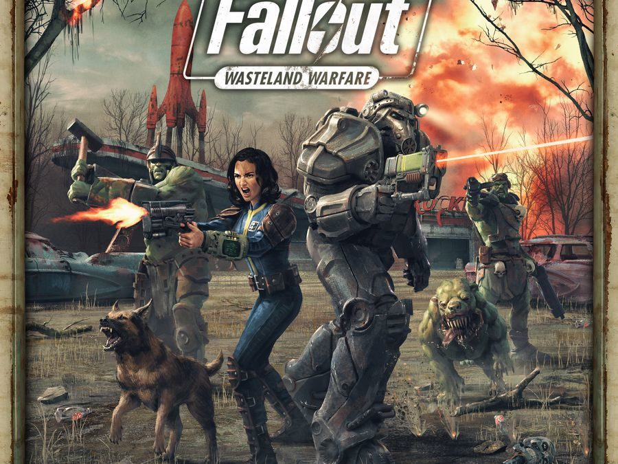 Learn to Play Fallout: Wasteland Warfare