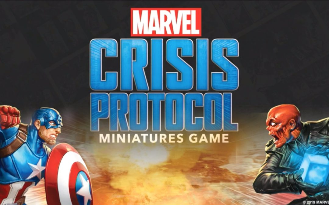 Marvel: Crisis Protocol Casual Play