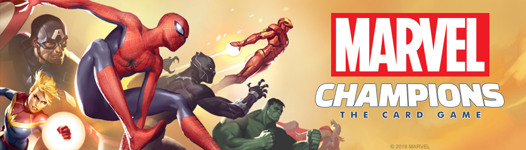 Marvel Champions LCG Launch Event